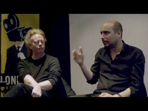 Q&A & Interview with Peter Strickland British film director and screenwriter
