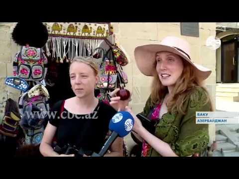 Стало известно что туристы чаще всего увозят из Азербайджана - CBC TV Azerbaijan