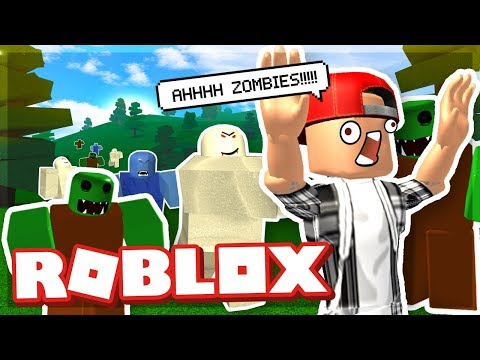 ZOMBIE ATTACK LEVEL 100 THE CRAZY BOSS! - ROBLOX