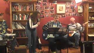 "Beatles song ""I Will"" performed at City Espresso by Bernard, Janet and Todd"