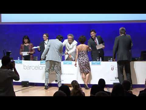 Full Graduation Ceremony - Barcelona GSE Class of 2013