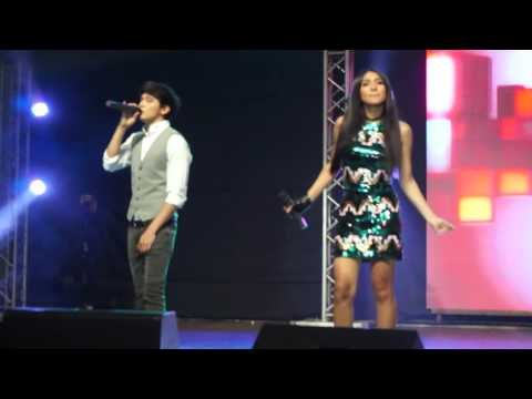 Boys VS Girls - FabFour Part 2 (On the Road with JaDine: The Unstoppable Concert Tour CEBU)