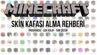 Minecraft: Skin Kafası Alma