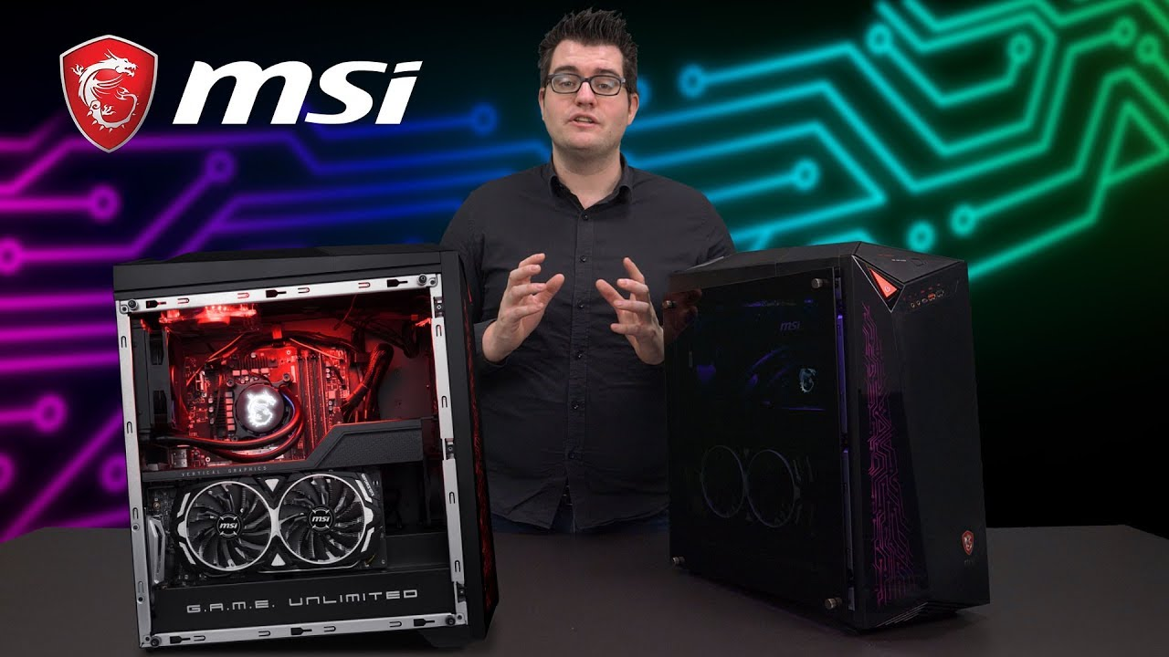 Infinite X feature overview | Gaming Desktop | MSI