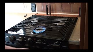 HOW TO Fix RV stove not igniting (lighting)