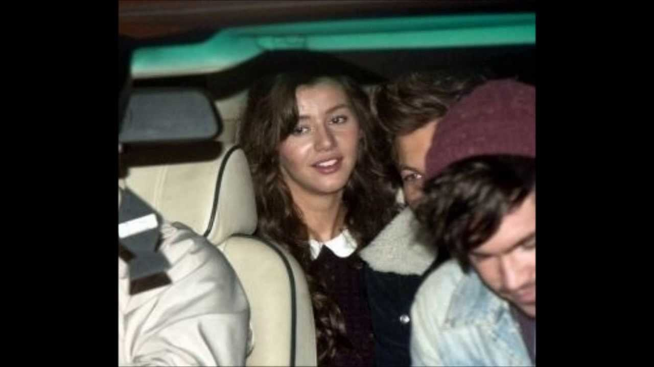 meeting eleanor calder and harry styles!!!!! - YouTube
