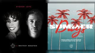Summer Love - Kygo, Whitney Houston vs Martin Garrix feat. Macklemore & Patrick Stump (Mashup)