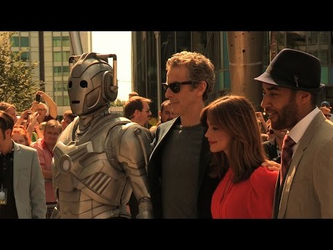 Peter Capaldi on being The Doctor - Doctor Who: Series 8 - BBC One