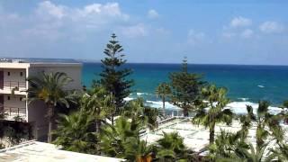 Malia Beach 2010(Отдых в Malia Beach на острове Крит. 2010., 2010-09-29T20:02:35.000Z)