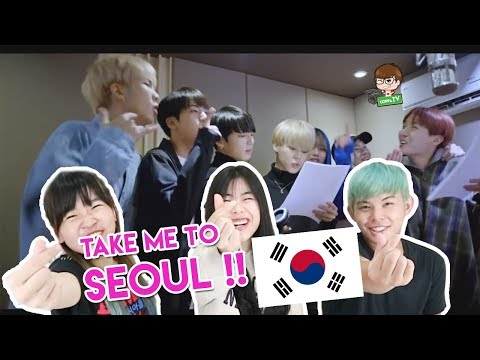 "With Seoul by BTS Reaction [MAUUUU KE SEOULLL!! :"")]"