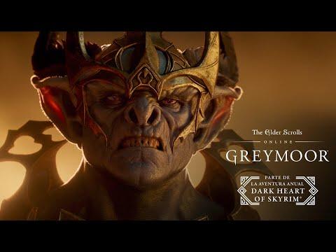 The Elder Scrolls Online - The Dark Heart Of Skyrim Tráiler Cinemático | PS4