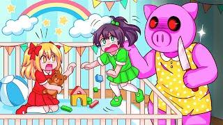 The Roblox Piggy Daycare...