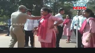 Tension Erupts As Two Groups Clashed In BJB College