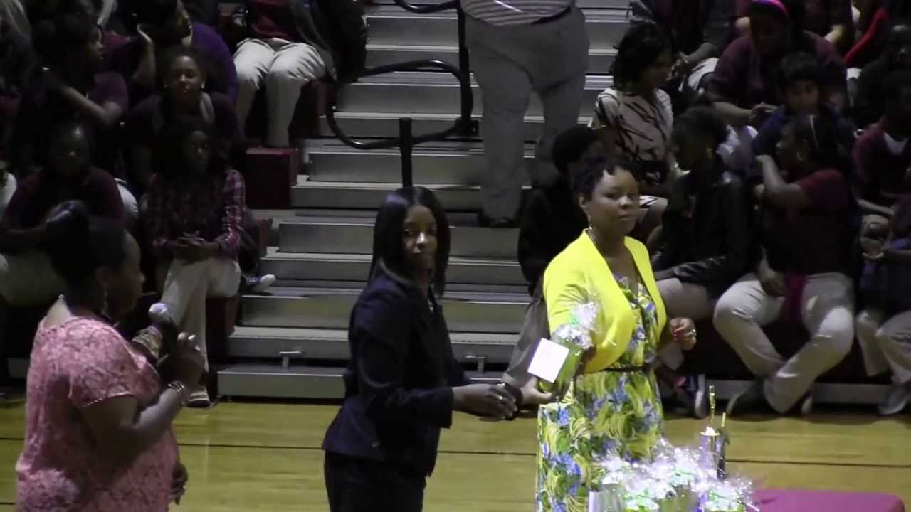 William J. Clark Middle School (Honors & Awards Program ...