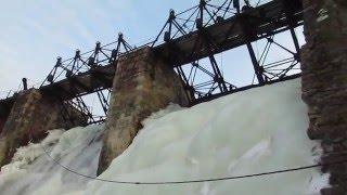 видео Южный мост открывается – Большая Деревня