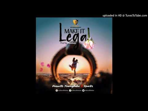 Deewills YoungBaba_-_LEGAL_x_Sparkz___Prod by Mozebeat