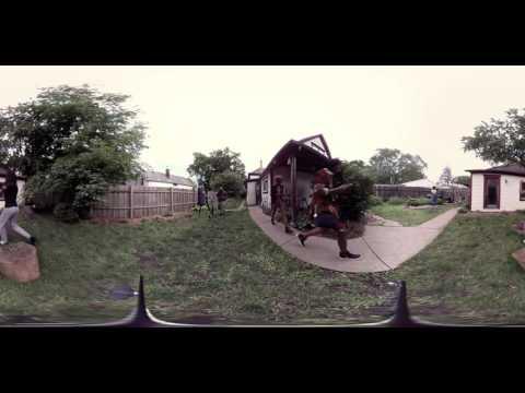 ZuluZuluu - Fades [360° Music Video]