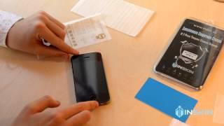 Установка защитного закаленного стекла Inskin Canada 14-ей девочкой на iPhone 4(В этом видео Вы можете убедиться, что наклеить стекло Inskin на свой любимый смартфон можно самостоятельно,..., 2014-10-20T13:07:51.000Z)