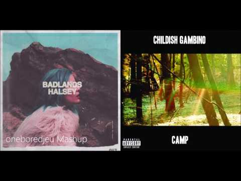 Controlled Heartbeat - Halsey vs. Childish Gambino (Mashup)