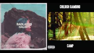 Controlled Heartbeat Halsey Vs. Childish Gambino Mashup