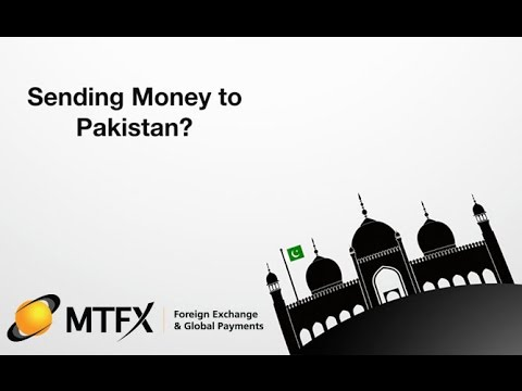 Low Cost and Efficient Money Transfers to Pakistan