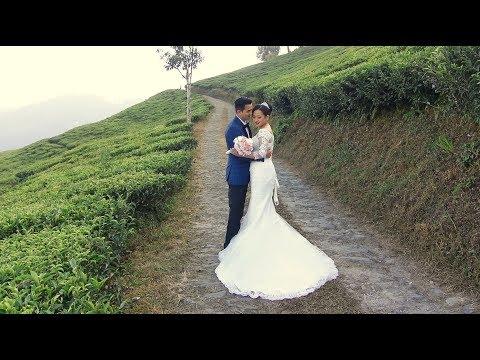 A wedding film from Temi tea garden and Gangtok,Sikkim. Abinash & Priya.