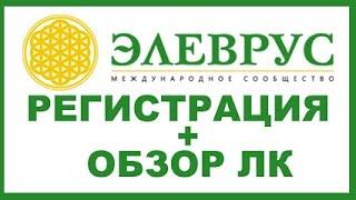Элеврус - Видео обучение (регистрация, личный кабинет и т.д.) 2015 elevrus
