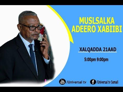MUSALSALKA ADEER XABIIBI | XALQADDA 21AAD