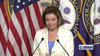 House Speaker Nancy Pelosi Announces Select Committee on the January 6th Insurrection