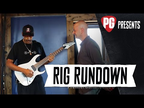 Rig Rundown - Tony MacAlpine