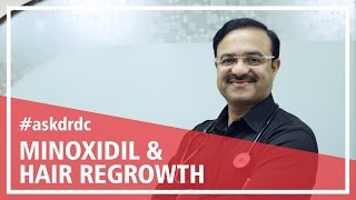 Hair regrowth treatment & Can Minoxidil help to regrowth of hair | HairMD, Pune.