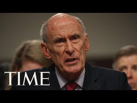 Daniel Coats, Andrew McCabe & More Testify Before The Senate