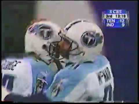 Eddie George 68 yard run vs Colts