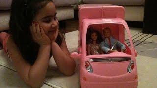 Barbie Camper Van Caravan Playset Presentation Turkish Beste Aydogmus Karavan Barbie Tanıtımı