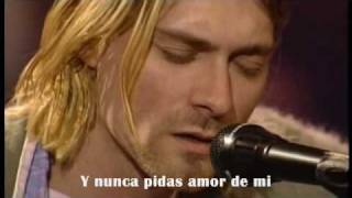 Repeat youtube video Nirvana - Jesus Don't Want Me For a Sunbeam ( Subtitulado )