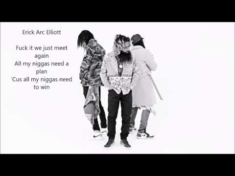 Flatbush Zombies - This Is It (Lyrics)