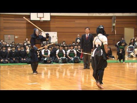 似てるけどどっちが強い?「なぎなたvs剣道」伝統の一戦 香川