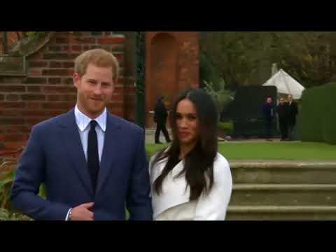 Watch Live: Royal Wedding Of Prince Harry & Meghan