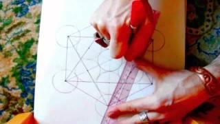 Sacred Geometry: Drawing the Metatron