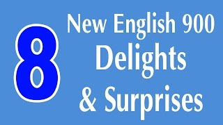 Video Learning English Speaking Course - New English Lesson 8 - Delights and Surprises download MP3, 3GP, MP4, WEBM, AVI, FLV Februari 2018