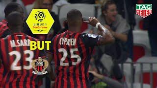 But Wylan CYPRIEN (32') / OGC Nice - Stade de Reims (2-0)  (OGCN-REIMS)/ 2019-20
