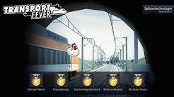 Transport Fever - Europa Kampagne: Spitzentechnologie (alle Medaillen) Teil 1