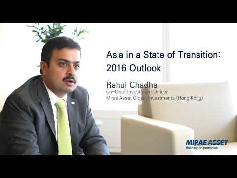 Asia in a State of Transition: 2016 Outlook