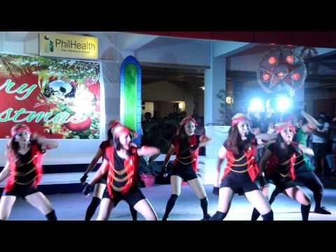 Christmas Factor ( PGI 2015) - SPMC X-mas week (2015