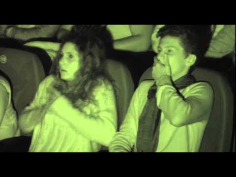 Paranormal Activity: The Marked Ones -- Friday 13th Audience Reaction poster