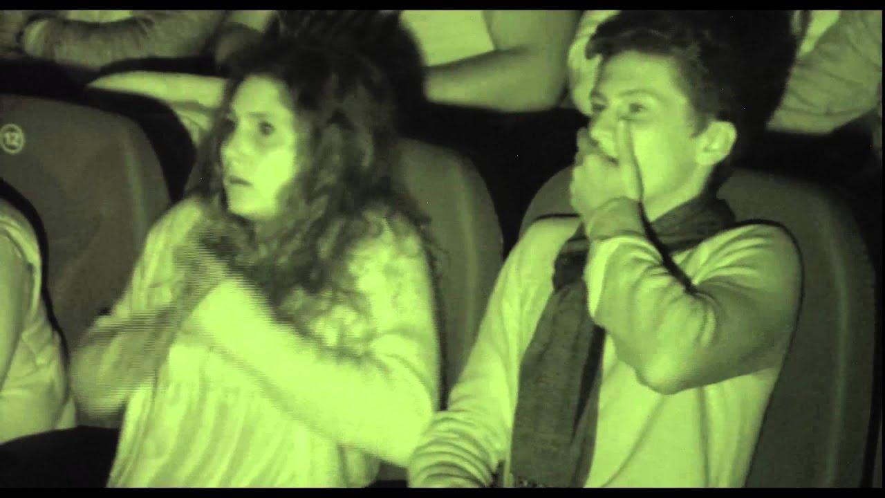 reaction on paranormal activity Paranormal activity 4 trailer 2 - reaction - duration: 4:13 gattor martin 29,501 views 4:13 watching paranormal activity 4 (funniest reaction ever).