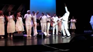 ricky dillard kjlh radio knotts gospel fest 2012 mp4