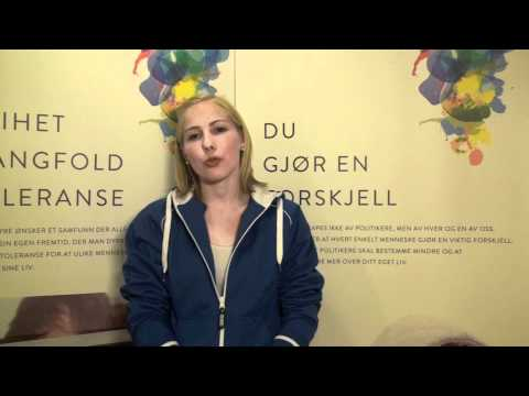 Mari Holm Lønseth (H) svarer Snorre Valen (SV)