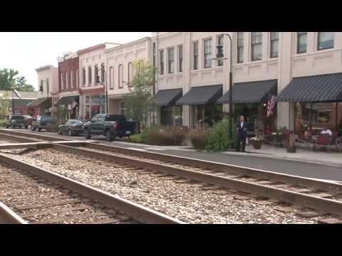 Experience Ashland VA   Railroad Ave