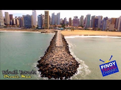 Fortaleza BRAZIL   Dronie Man